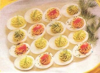 Huevos Aromàticos