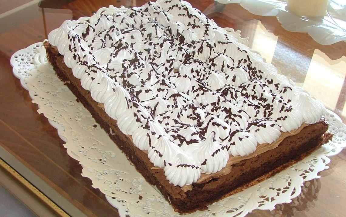 Torta Brownie Recetas Pop