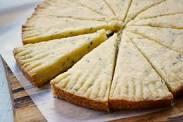 Shortbread tipo tarta