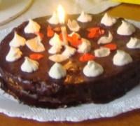 Torta Humeda con Naranja 3